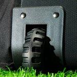 Boombah Catcher's Rolling Superpack Bat Bag