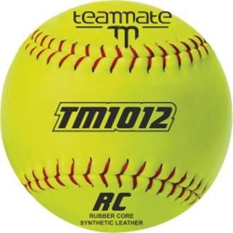 Teammate TM1012 12 inch indoor softball