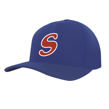 Spikes Fitted Cap