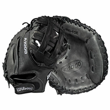 Wilson A1000 Fastpitch Catcher's Glove 33