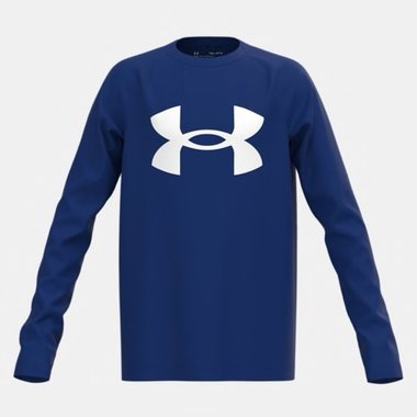 Under Armour Youth Tech Big Logo Long Sleeve