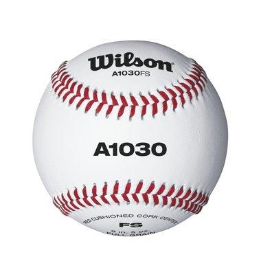 Wilson A1030 Baseball Flat Seam