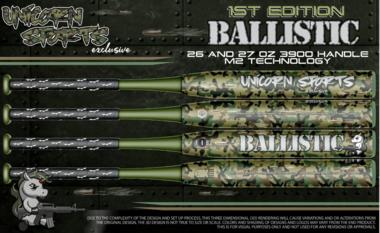 Monsta Unicorn 2021 Ballistic M2 Midload (3900 handle)