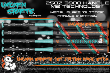 Monsta Unicorn 2021 Magic Stick Blue/Orange M2 Midload (3900 handle)