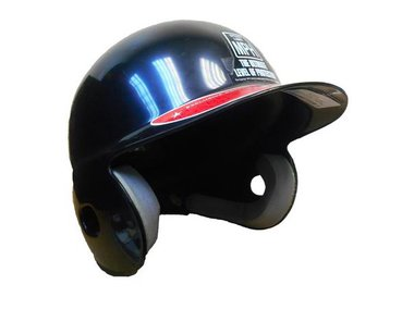 Batting Helmet Navy blue