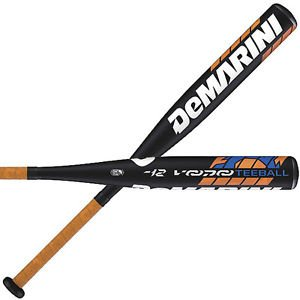 DeMarini Voodoo Tee Ball Bat (-12)
