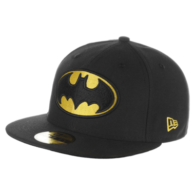 New Era Batman Cap (+ gratis Cap Buddy)