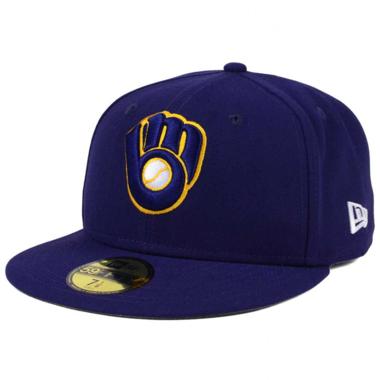 New Era Milwaukee Brewers Cap
