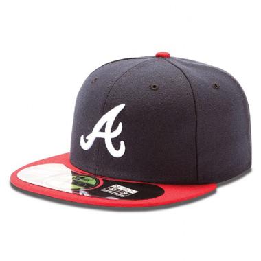 Atlanta Braves Cap (+ free Cap Buddy)