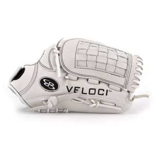 Veloci GR Fastpitch Glove B7 White