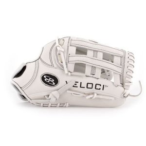 Veloci GR Fastpitch Glove B4 White