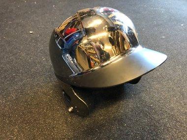 Boombah Deflector Helmet Chroom
