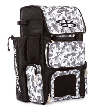 Boombah Superpack Stealth Camo