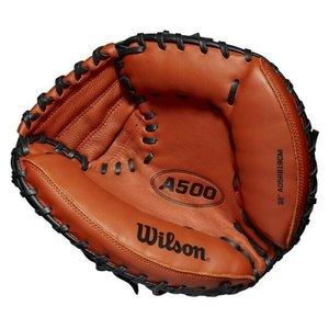 "Wilson A500 32"" Youth Catcher Glove"