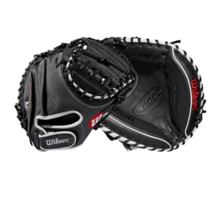 "Wilson A1000 33"" Catcher's Glove"