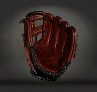 glove color is correct, actual glove design is different than pictured