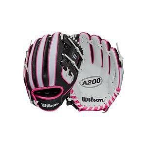 Wilson A200 Beeball Glove