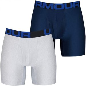 UnderArmour Tech Boxer 6 inch 2pack