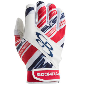 Boombah Torva INK Batting Glove 1260 Patriot Adult